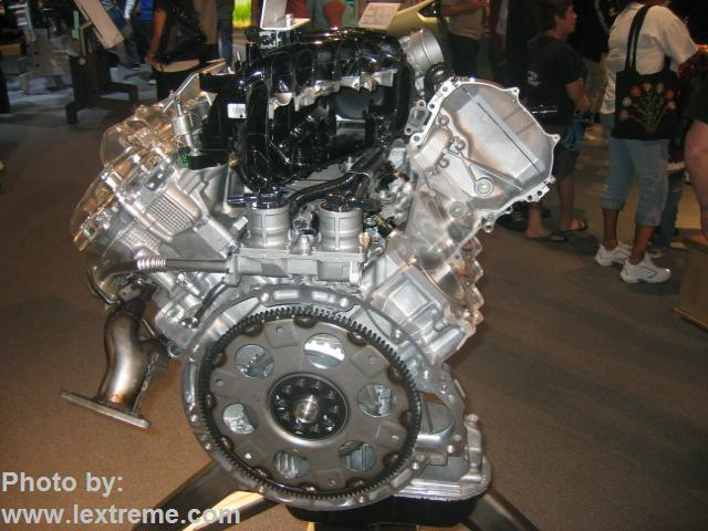 Tundra    57L Engine  Cut Away    Lextreme  Lexus   Toyota    V8 Forum