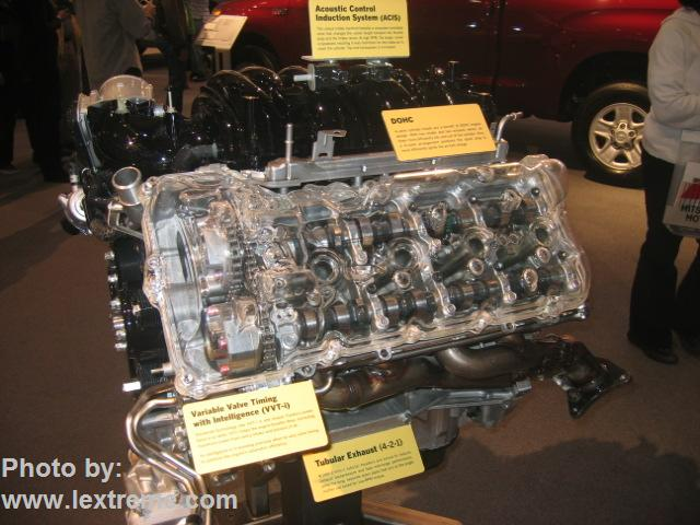 Tundra 57l Engine Cut Away Lextreme Lexustoyota V8 Forum