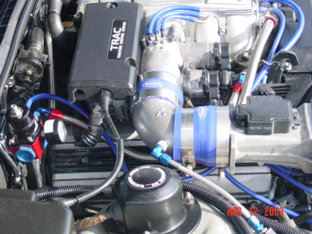 Original Engine Management FPR1 Fuel Pressure Regulator