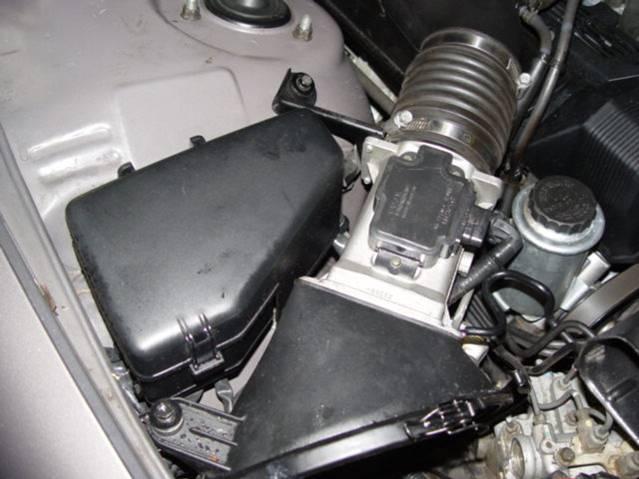 Lexus/Toyota 1UZFE Throttle Body Cleaning - Lextreme com