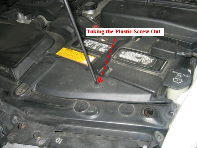 service manual  1995 lexus ls fan belt repair