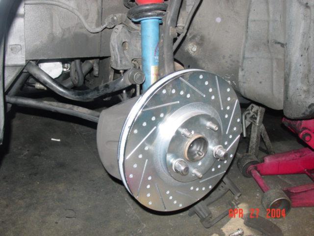 Lexus LS400 Toyota Supra Set of 2 Rear Disc Brake Rotors Meyle 4243140080 Fits