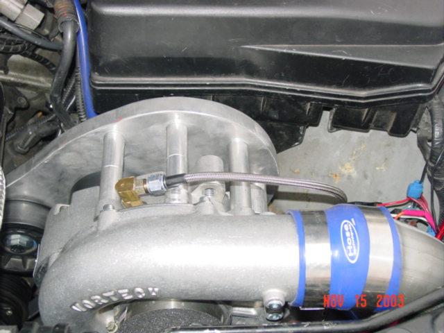 Supercharged Lexus - Supercharger Kit for SC400 (Soarer