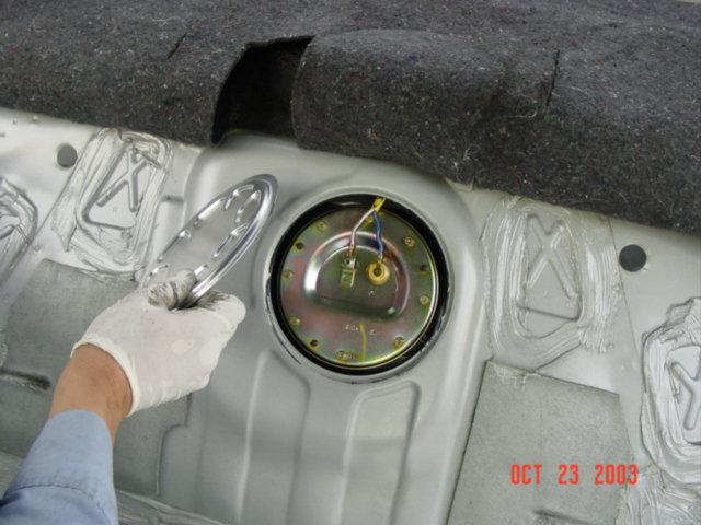 Lexus LS400 Fuel Pump Upgrade (1990-1994) - Lextreme com - Lexus