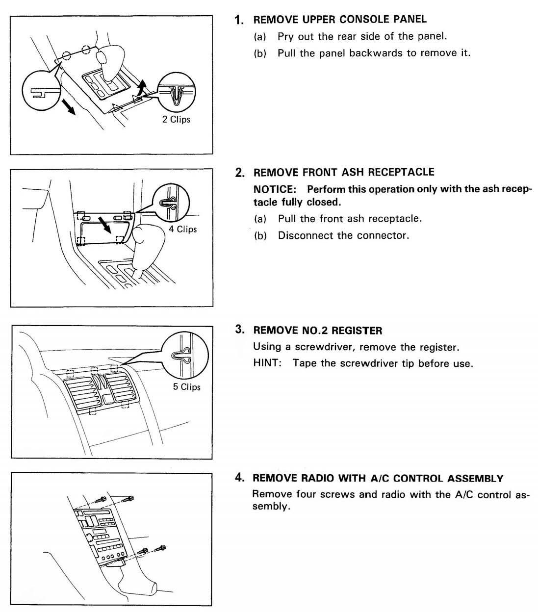 Lexus Ls400 Radio No Sound ✓ Lexus Car