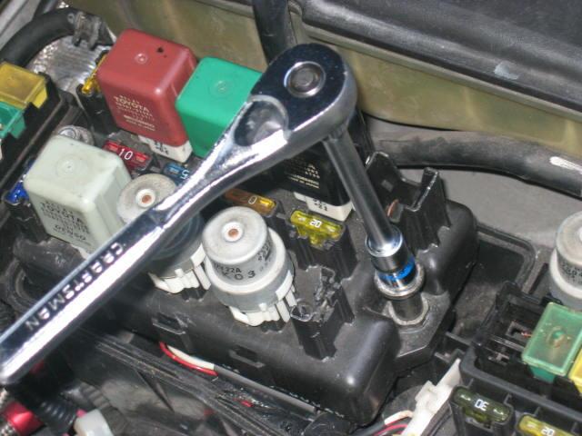 lexus faulty starter diagnoses rh lextreme com 1992 Lexus LS400 Starter Replacement 1992 Lexus LS400 Starter Replacement
