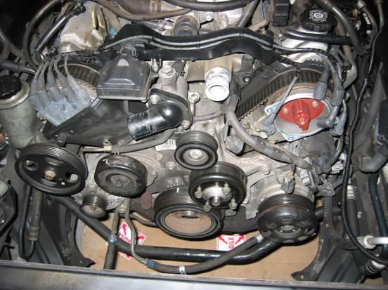 Lexus    LS400    Timing Belt Change  Lextreme  Lexus