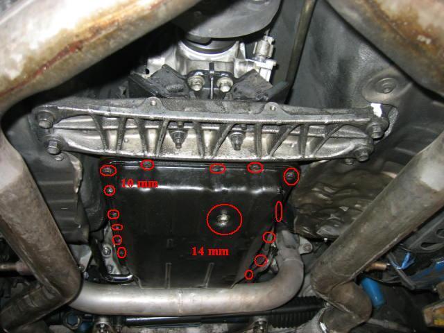 how to change lexus transmission oil leak gasket